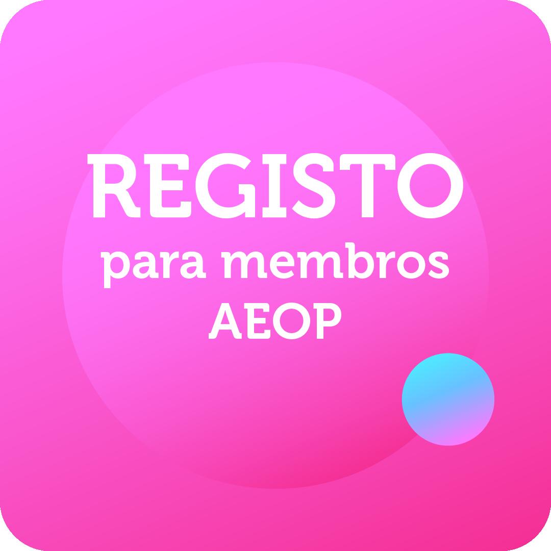 registo aeop13 – membros AEOP